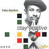 Pochette de l'album pour Stay Positive