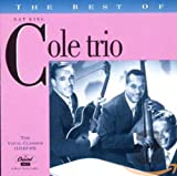 Skivomslag för The Best of the Nat King Cole Trio (1942 - 1946)