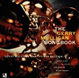 Capa de The Gerry Mulligan Songbook
