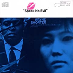Wayne Shorter Speak No Evil cover