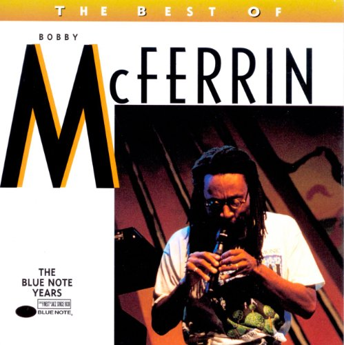 Original album cover of The Best of Bobby McFerrin by Bobby McFerrin