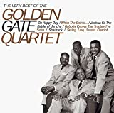 Copertina di album per The Very Best of the Golden Gate Quartet