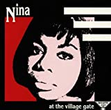 album art to Nina Simone at the Village Gate