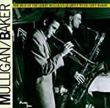 Skivomslag för The Best of the Gerry Mulligan Quartet with Chet Baker