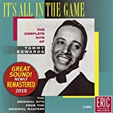 Capa do álbum The Complete Hits Of Tommy Edwards