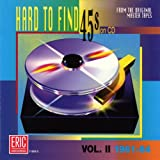Capa de Hard to Find 45s on CD, Volume 2: 1961-64