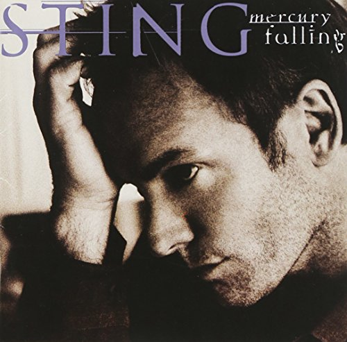 CD-Cover: Sting - Mercury Falling