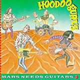 Copertina di album per Mars Needs Guitars