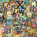 Cover de Live at the Whisky A Go-Go