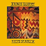 Pochette de l'album pour Pieces of Africa (Kronos Quartet)