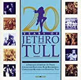 album art to 20 Years of Jethro Tull