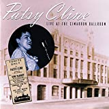 Capa do álbum Patsy Cline Live At The Opry