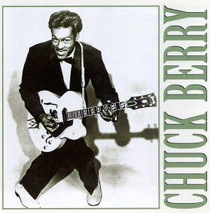 Original album cover of Roll over Beethoven by Chuck Berry