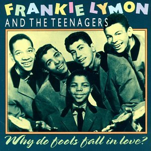Frankie Lymon – Kawai Do Fools Fall In Love