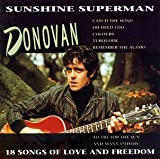Skivomslag för Sunshine Superman: 18 Songs of Love and Freedom