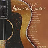 Album cover for Masters of Acoustic Guitar