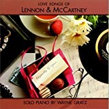 Capa de From Me to You: The Love Songs of Lennon & McCartney