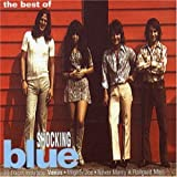 Album cover for Best of Shocking Blue