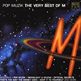 Album cover for Pop Muzik: The Very Best of M