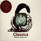 Album cover for Ministry of Sound: Classics (Mixed by Judge Jules) (disc 1)