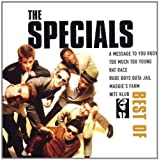 Pochette de l'album pour Best of the Specials
