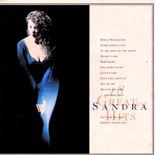 Sandra - greatest hits collection 80