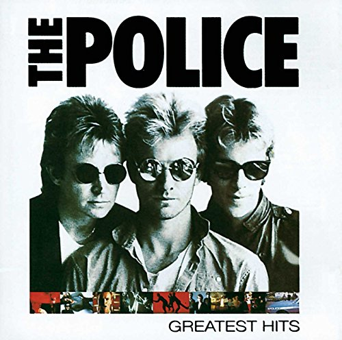 Original album cover of The Police - Greatest Hits by The Police