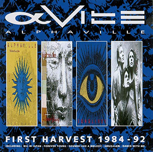 Alphaville - First Harvest 1984-92 - Zortam Music
