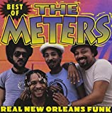 Pochette de l'album pour The Best of the Meters