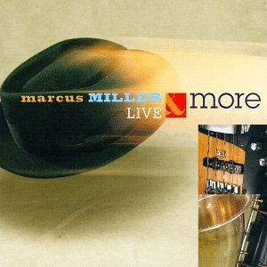 Album cover for Live & More