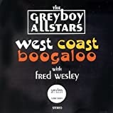 Skivomslag för West Coast Boogaloo (with Fred Wesley)