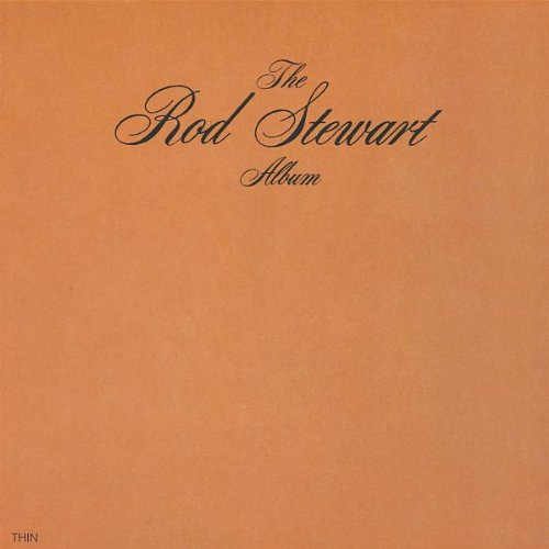 CD-Cover: Rod Stewart - The Rod Stewart Album