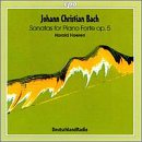 Johann Christian Bach: Six Sonatas for Pianoforte or Harsichord