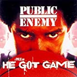 album art by Public Enemy