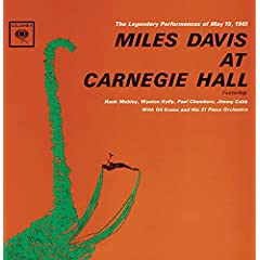 "Read ""Miles Davis at Carnegie Hall"" reviewed by C. Michael Bailey"