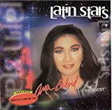 """Album cover for Ana Gabriel - """"The Best"""""""