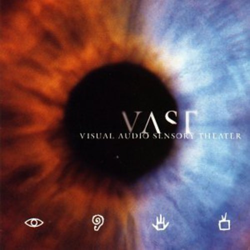 Original album cover of Visual Audio Sensory Theater by VAST