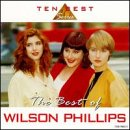 Skivomslag fr Best of Wilson Phillips