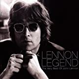 Pochette de l'album pour Legend: The Very Best of John Lennon