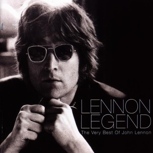 CD-Cover: John Lennon - Lennon Legend