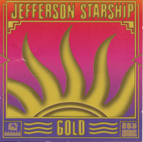 Jefferson Starship - I Love Rock And Roll Vol. 3 Hits Of The 70