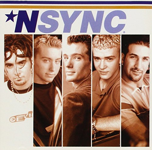 Original album cover of *NSYNC by *NSYNC