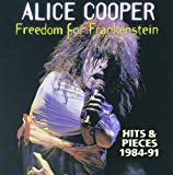 Album cover for Freedom for Frankenstein: Hits and Pieces 1984-1994