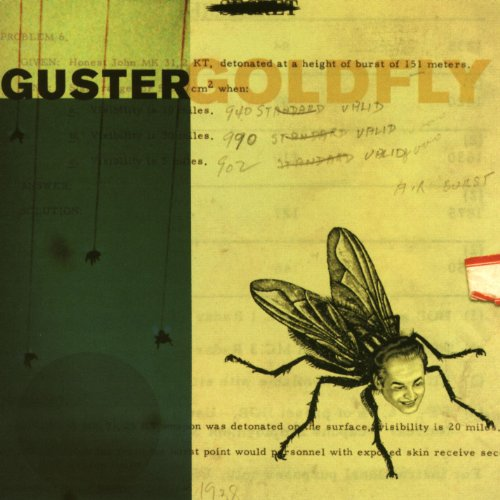 Album cover for Goldfly