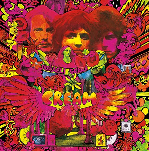 Cream - Disraeli Gears (Deluxe Edition) Disc 2 - Zortam Music