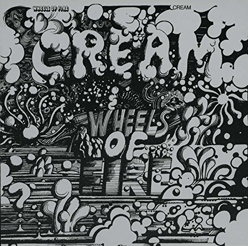 Cream - Wheels Of Fire - CD2 - Zortam Music