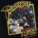 Cover of Thunderbolt: A Tribute to AC/DC