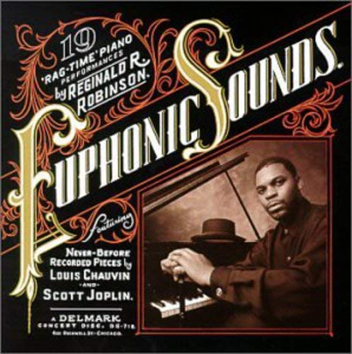Manhattan Ragtime Orchestra: Euphonic Sounds