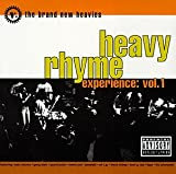 Album cover for Heavy Rhyme Experience, Vol. 1
