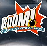 Album cover for Boom! 17 Explosive Hits